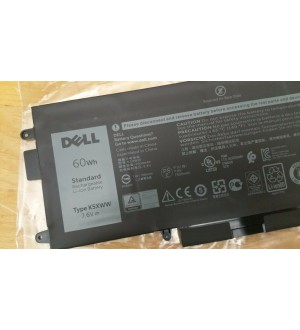 Bán pin DELL Latitude 5289 7389 60Wh Battery N18GG 725KY K5XWW